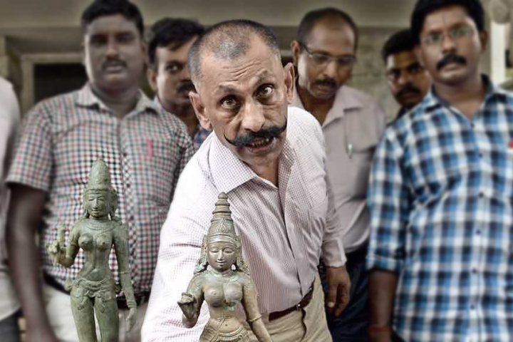 Antique Idol Smuggling In TN Temples: A Week Of High Drama As Government Battles Popular Police Officer And Judiciary