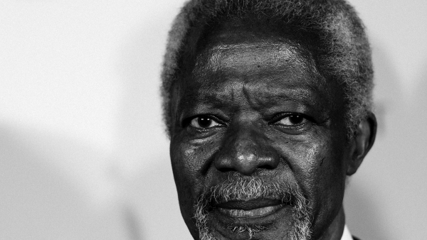 Former UN Secretary-General And Nobel Peace Prize Winner Kofi Annan Dies At 80