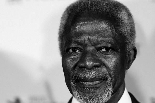 Former UN Secretary-General And Nobel Peace Prize Winner Kofi Annan Dies At 80