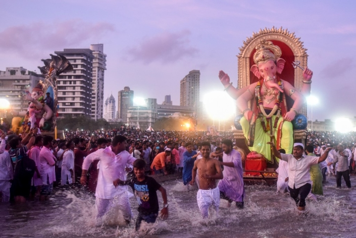 Ganeshotsav In Mumbai Might Be Easier With Online Permits, But Festivities May Be Marred By Metro Work