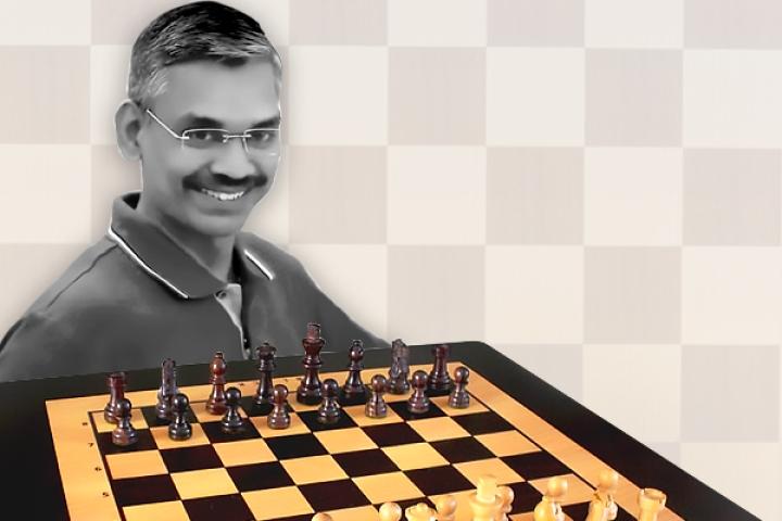 Meet  R B Ramesh, The Guru Of Grandmasters