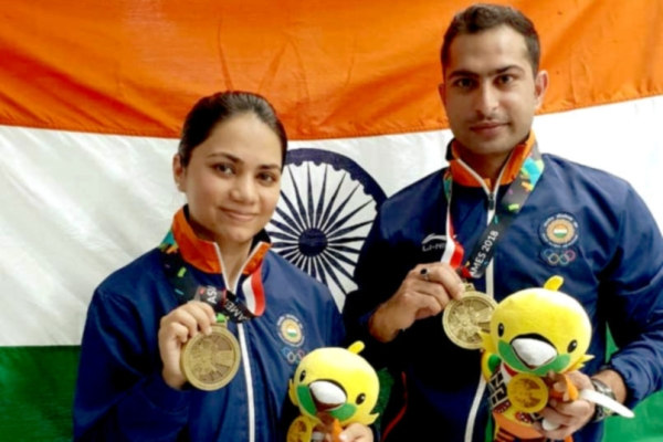 Asian Games 2018: Shooting Brings First Medal For India On Day One