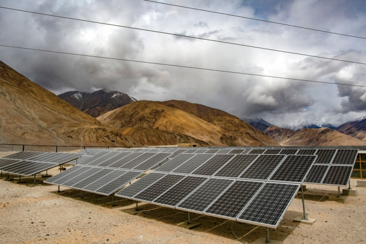 Indian Government To Build 25,000 MW Solar Power Project In Ladakh As Part Of Green Push