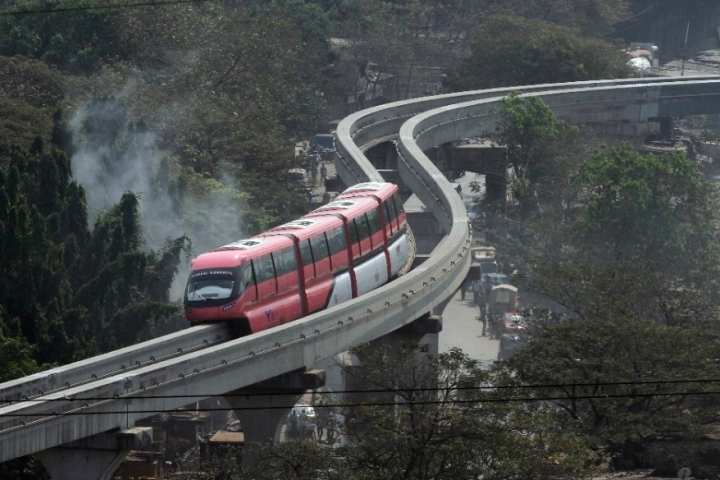 With Planned Resumption Of Monorail Services Next Month, MMRDA Tries To Get Telecom Sector On Board To Boost Revenue