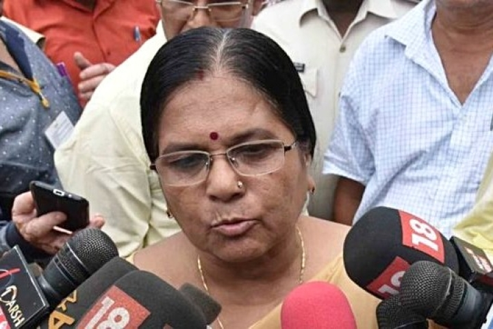 Bihar Minister Forced To Quit Over Sexual Exploitation Scandal Claims She Was Targeted Due To Her Caste
