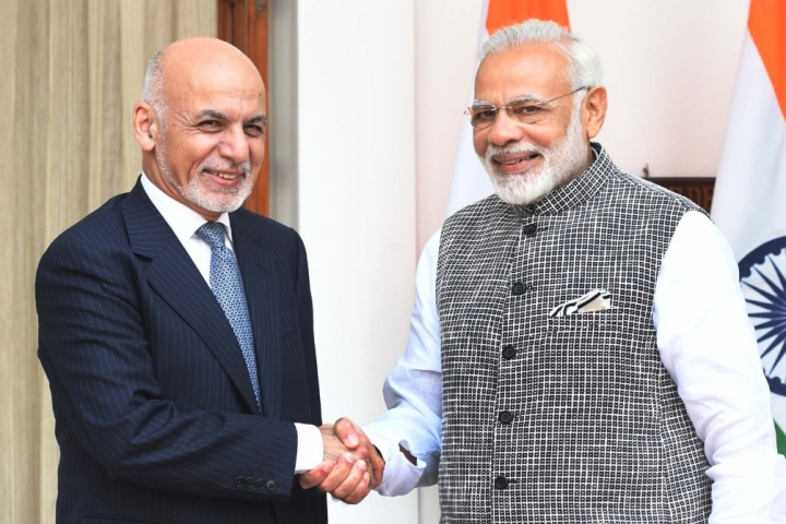 After Helping Build Salma Dam In Herat, India To Aid Afghanistan In Building Shahtoot Dam Near Kabul