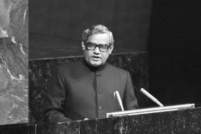 Recalling The Iconic Strategic Leadership Of Atal Bihari Vajpayee