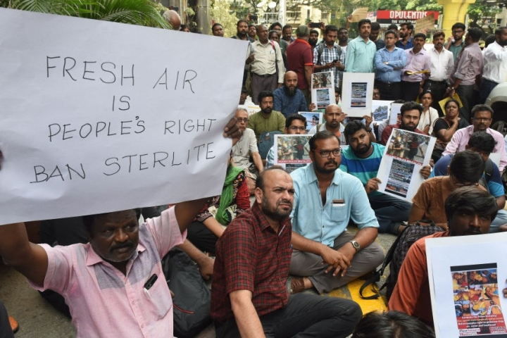 Madras High Court Orders Time Bound CBI Probe Into Police Firing Which Killed 13 Anti-Sterlite Protesters