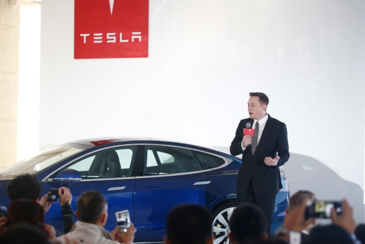 Elon Musk Tweets Out That He Plans To Take Tesla Private For $420 A Share, A Proposal That Tesla's Board Has Considered Earlier