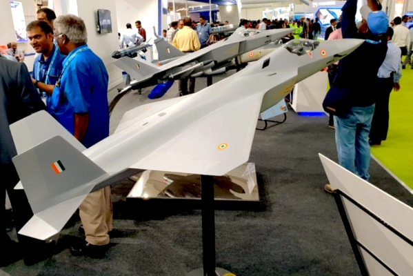 India's Next Indigenous Fighter Jet Expected To Make Its First Flight By 2032
