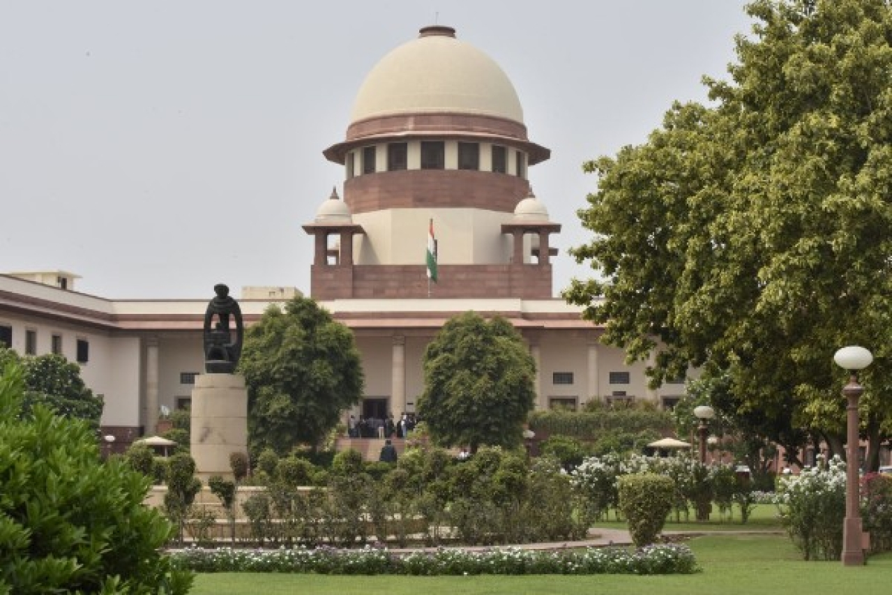 The Supreme Court is showing welcome signs of pulling itself back from excess activism. (Sonu Mehta/Hindustan Times via Getty Images)