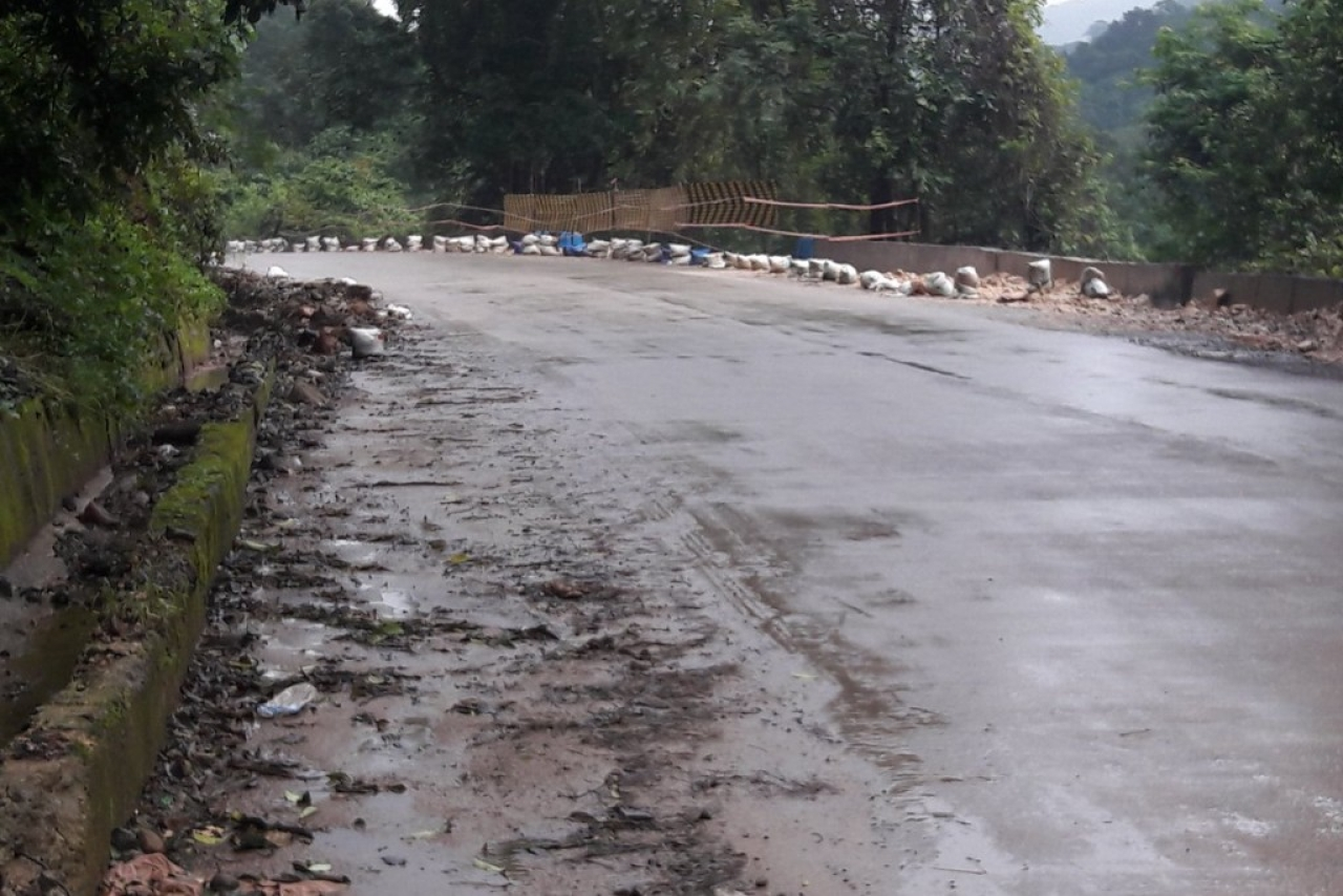 Shiradi Ghat Connecting Bengaluru And Mangaluru Shut Once Again, This Time Due To Floods