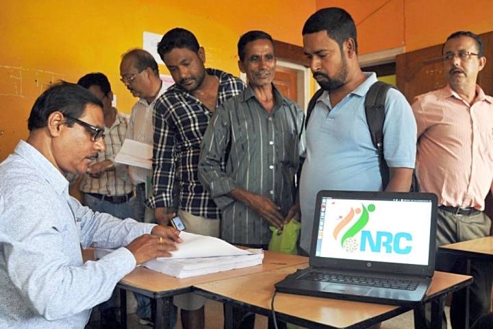 All India NRC 'On The Anvil', Political Leadership To Take A Call: Home Ministry