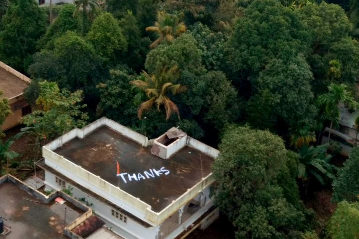 In Pictures: The Massive Kerala Rescue Mission By Indian Armed Forces