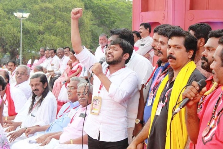 Communist Leader Kanhaiya Kumar Accused Of Class Discrimination And Casteism As JNU Aide Quits AISF