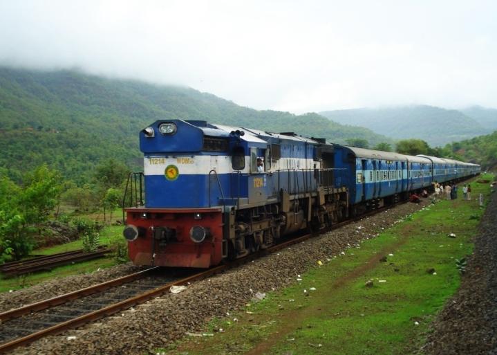 Konkan Railway Gets An Upgrade; Work To Kick Off On 100 Km Kolhapur-Vaibhavwadi Route