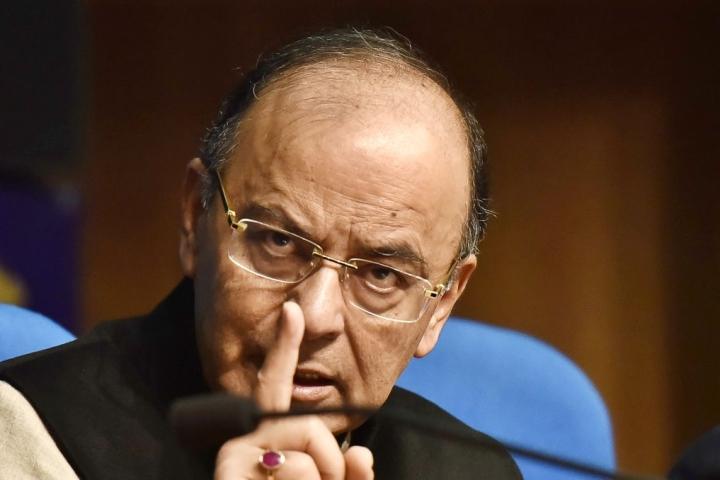Congress, Trinamool Compromising India's Sovereignty, Says Arun Jaitley On Assam NRC Row