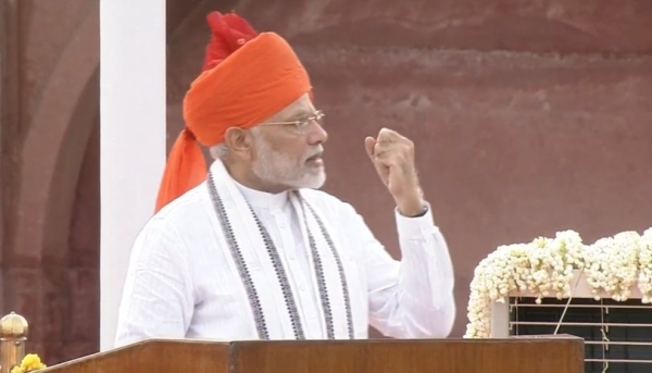 India Needs To Be Free Of The 'Disgusting' Mentality Of Rape: PM Modi Says In I-Day Speech