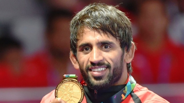 Asian Games : Wrestler Bajrang Punia Dedicates India's First Gold Medal To Late Atal Bihari Vajpayee