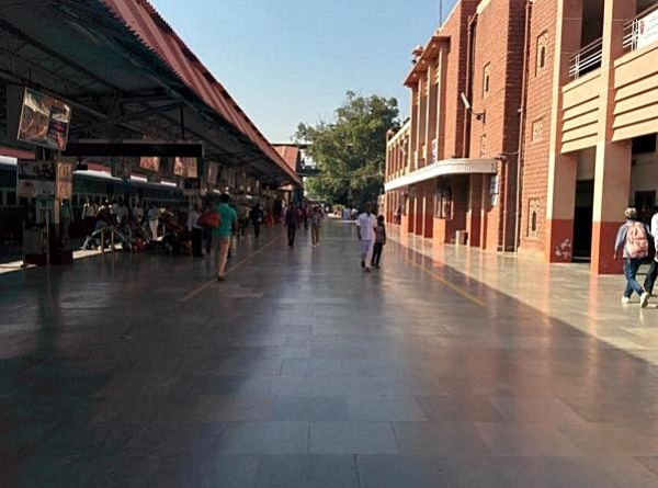 Jodhpur Judged As The Cleanest Railway Station In The Country, Jaipur and Tirupati Bag Second And Third Spot