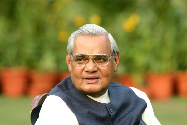 Watch: A Sea Of Mourners Say Their Final Goodbye To Former Prime Minister Atal Bihari Vajpayee