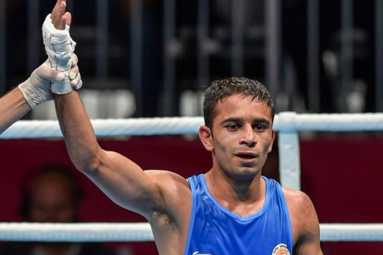 Asian Games: India's Amit Panghal Defeats Reigning Olympic ...