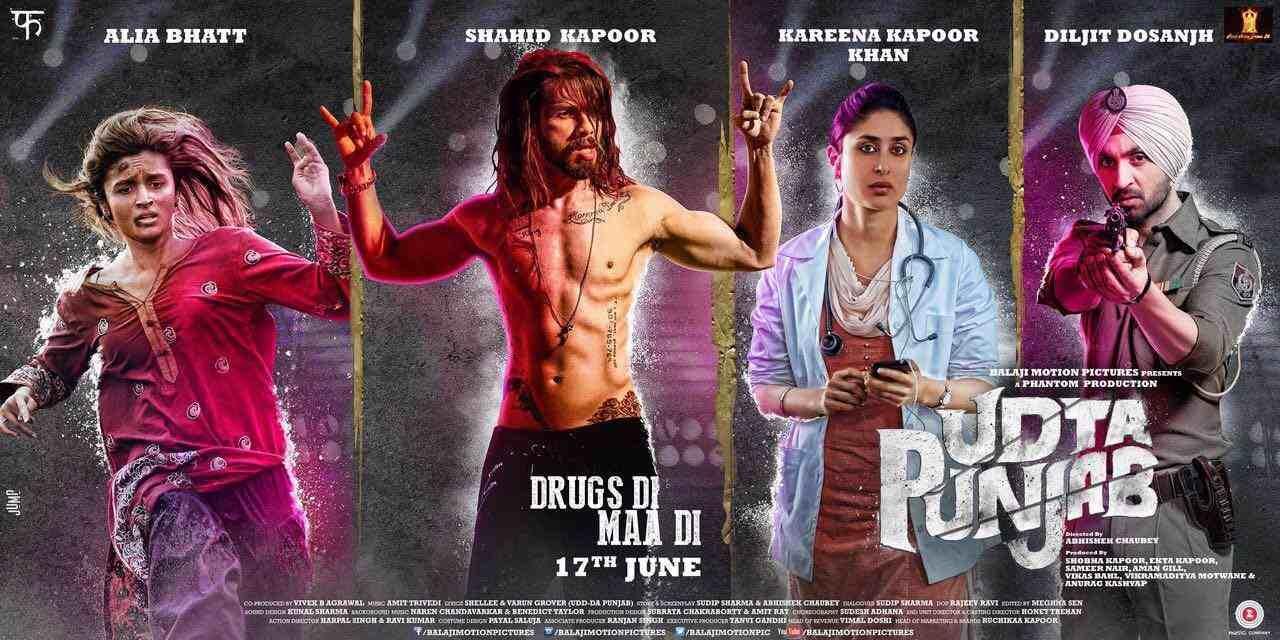 Udta Punjab (2016) - Watch Full Movie Free - 123Movies