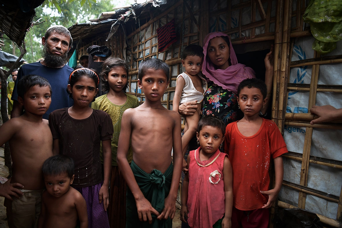 Myanmar in Denial Over Genocide Against the Rohingya