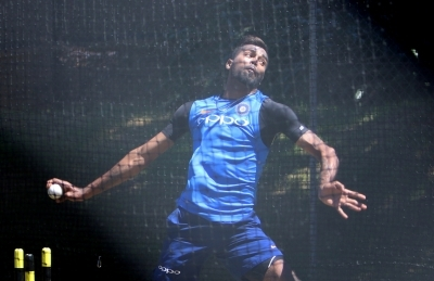 Hardik Pandya ruled out of Australia series due to back issue