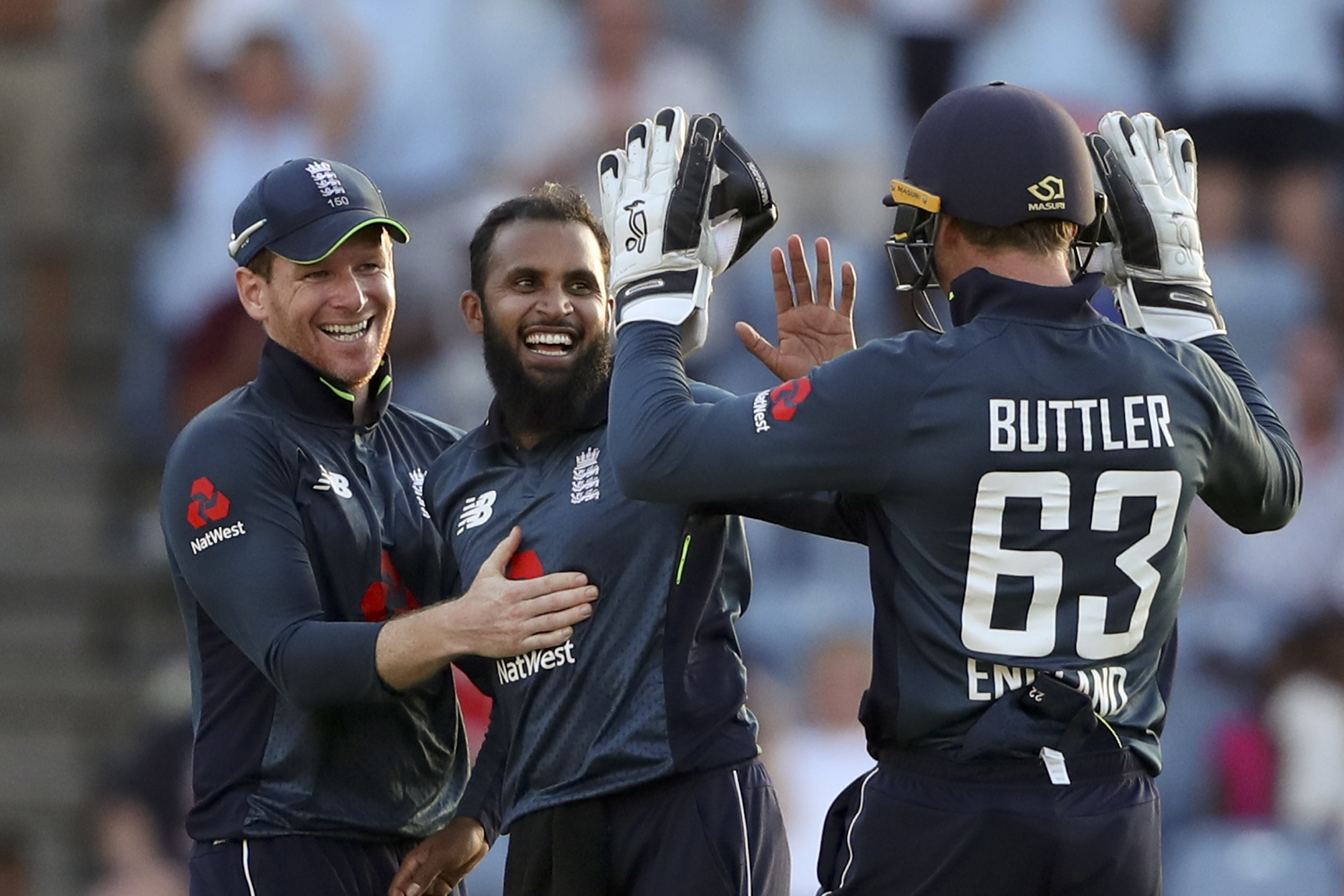 Recent Match Report - West Indies vs England 4th ODI 2019