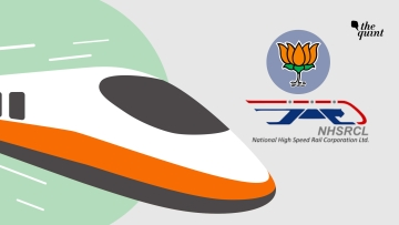 At least 3 tenders under Mumbai Ahmedabad High Speed Railway project went to firms that donated to BJP in the past.