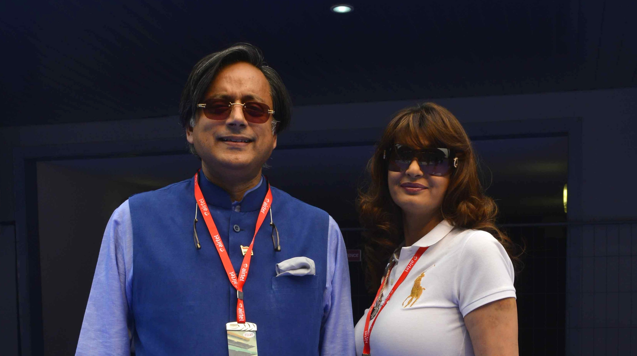 Sunanda pushkar dead photos UNESCO declares Indian National Anthem best in the world