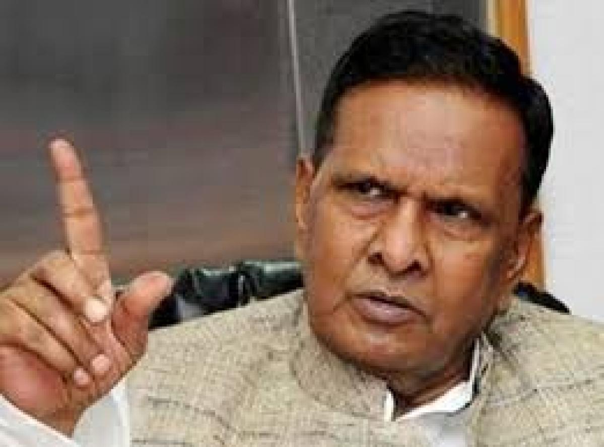 पूर्व केंद्रीय मंत्री और सपा नेता बेनी प्रसाद वर्मा का निधन