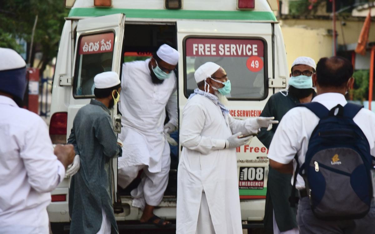 Coronavirus Lockdown : कोरोना को लेकर खतरे की घंटी, एक ही राज्य से 1000 लोग शामिल हुए थे मरकज कार्यक्रम में