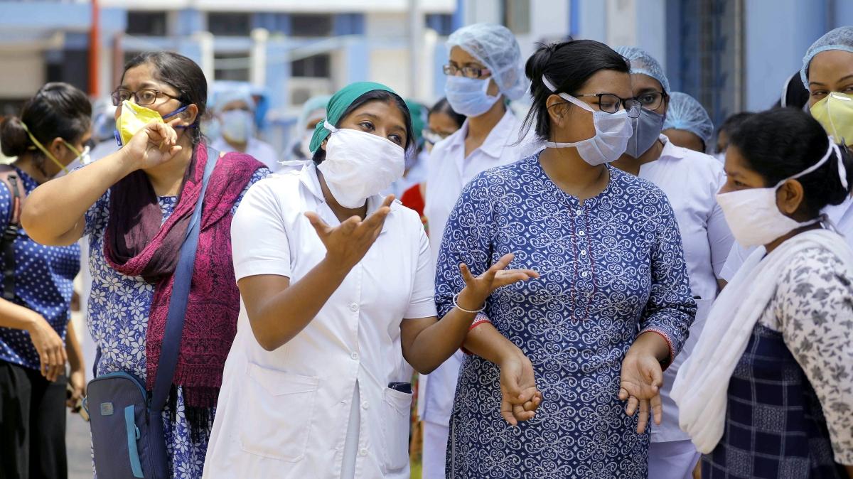 Coronavirus Outbreak Live Update : भारत में कोरोना से 35 लोगों की मौत, संक्रमितों की संख्या बढ़कर 1397 हुई