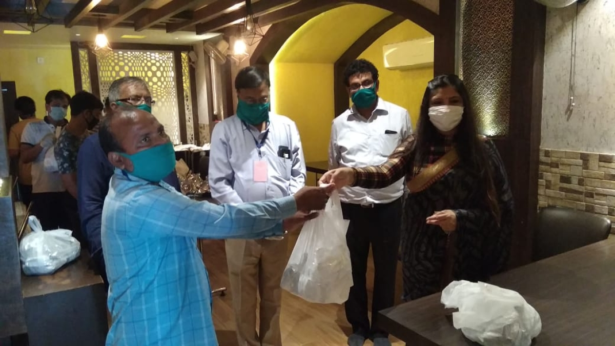 Coronavirus Lockdown: पलामू सांसद बीडी राम ने राहत कोष में दिया एक माह का वेतन, कोरोना फाइटरों को भोजन उपलब्ध करायेगा जैन समाज