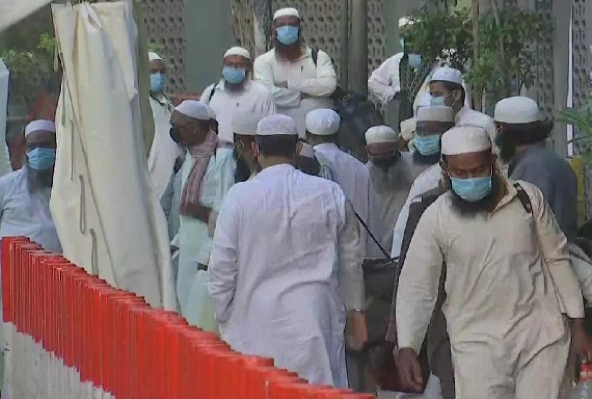 Coronavirus Outbreak : पटना में भी आ चुका है तबलीगी जमात जैसा मामला, मस्जिद में जुटे थे 10 विदेशी उपदेशक
