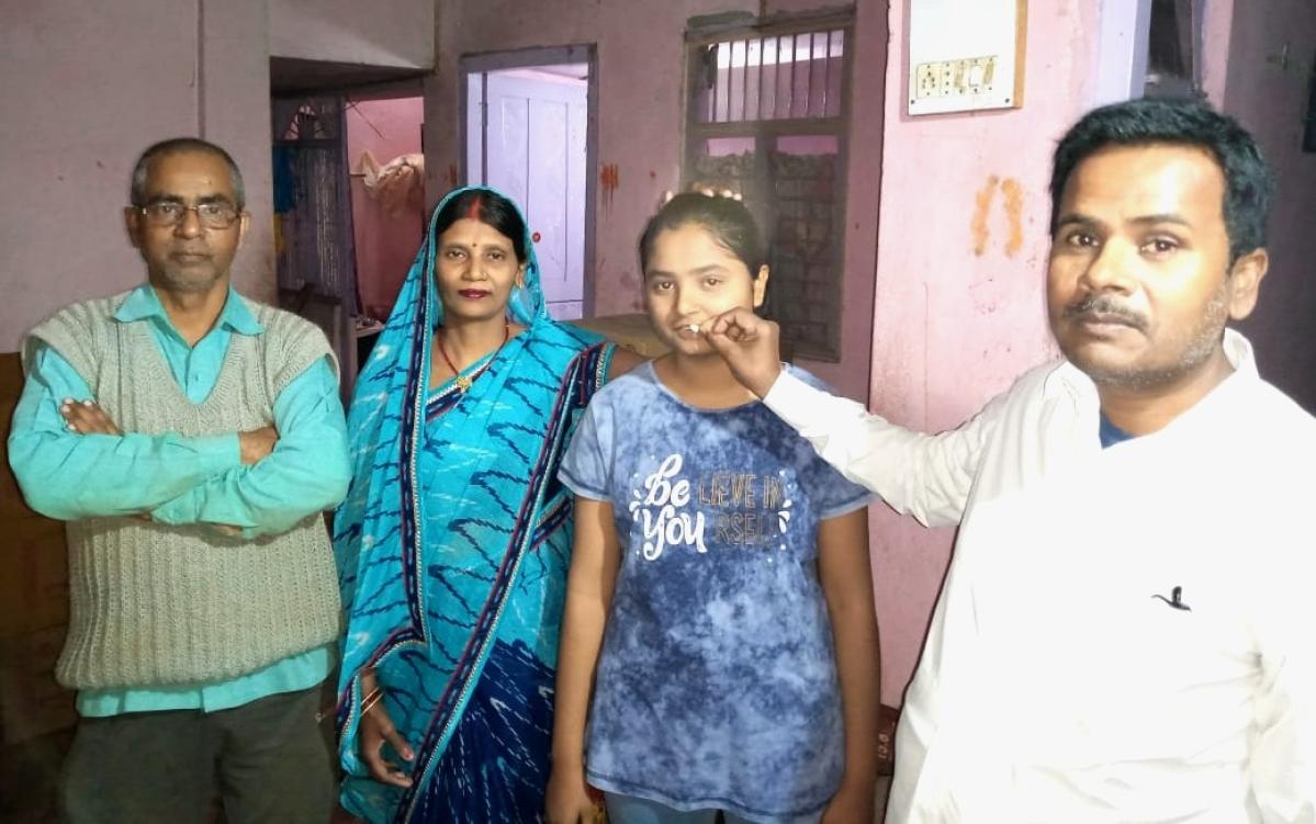 bihar board 12th result 2020: किराना दुकानदार की बिटिया साक्षी बनी ऑर्ट्स की स्टेट टॉपर, आईएएस बनना चाहती है साक्षी