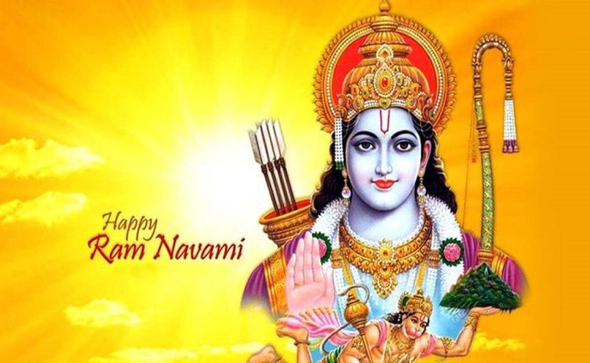 Happy Ram Navami 2020, Wishes, Images, Mantra, Quotes in Hindi: होइहे वही जो राम रचि राखा... रामनवमी की शुभकामनाएं