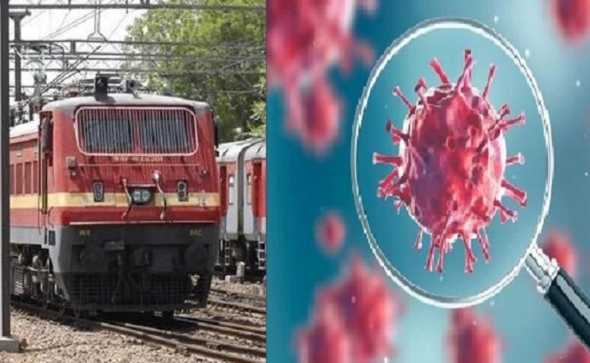 कोरोना का खौफ : ट्रेन में सफर कर रहे यात्री को खांसी आने पर टॉयलेट में किया बंद, ऐसे बची जान