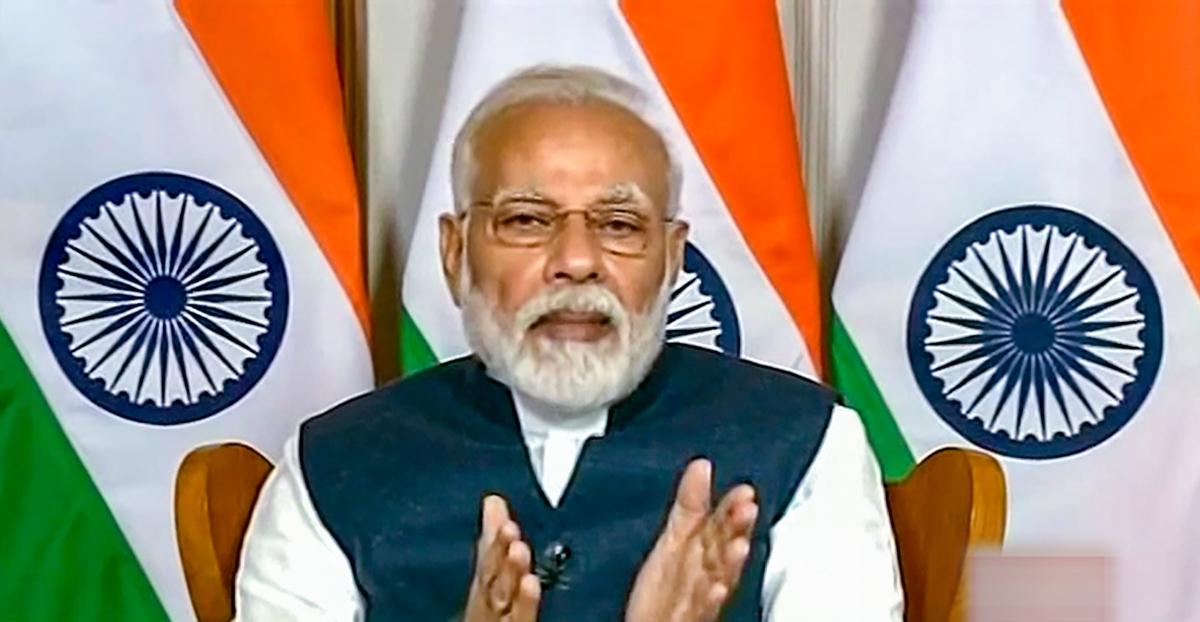 कोरोना से जंग : प्रधानमंत्री नरेंद्र मोदी ने कहा - महाभारत 18 दिन में खत्म हुआ, कोरोना से जीतने में लगेंगे 21 दिन