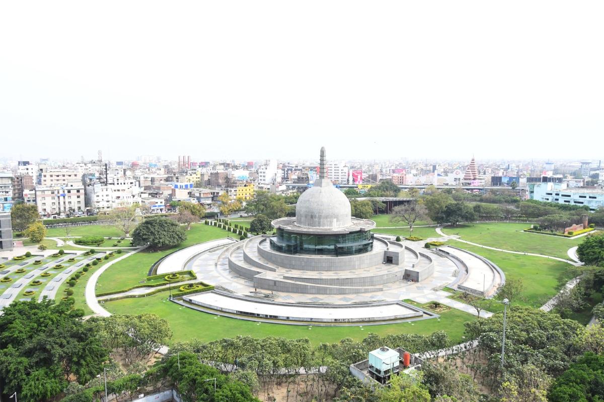 पटना का बुद्ध स्मृति पार्क बंद