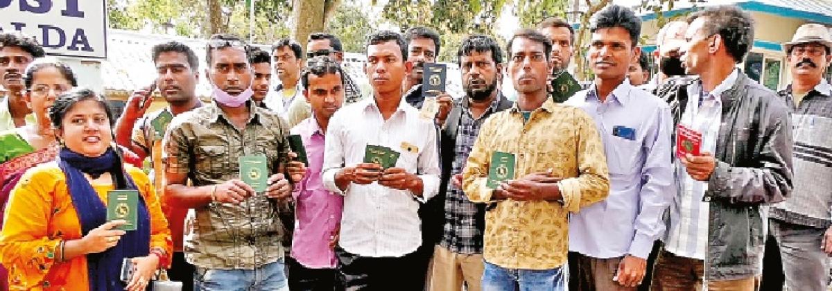 कोरोना वायरस के प्रकोप से सीमा पर फंसे बांग्लादेशी