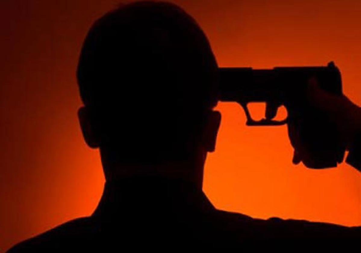 प्रेमिका के तिरस्कार पर प्रेमी ने खुद को मारी गोली