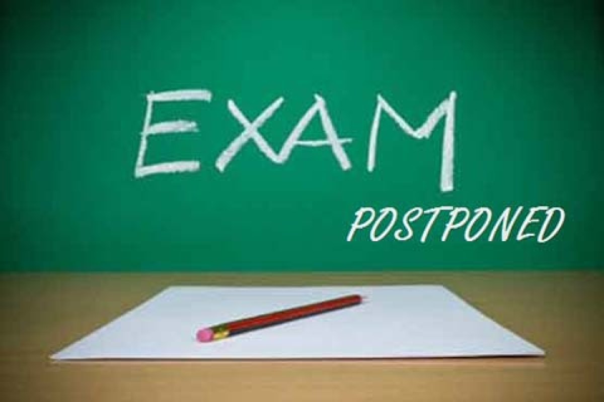 समस्तीपुर कॉलेज में पीजी की आंतरिक परीक्षा स्थगित
