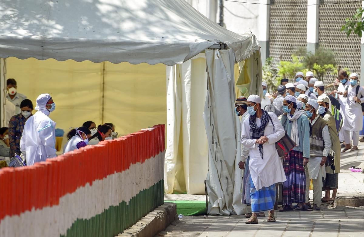 झारखंड की पहली कोरोना पॉजिटिव महिला निजामुद्दीन मरकज में हुई थी शामिल, राजधानी एक्सप्रेस से पहुंची रांची