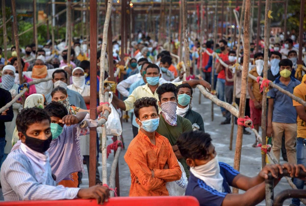 कोरोना वायरस से गुजरात में अबतक छह की मौत, स्वास्थ्य सचिव ने की पुष्टि