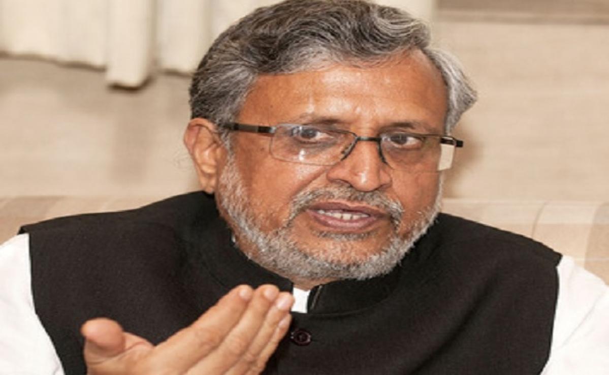Bihar Latest Coronavirus News Update : डिप्टी सीएम सुशील मोदी ने कोरोना उन्मूलन कोष में दिये 3.18 करोड़ रुपये