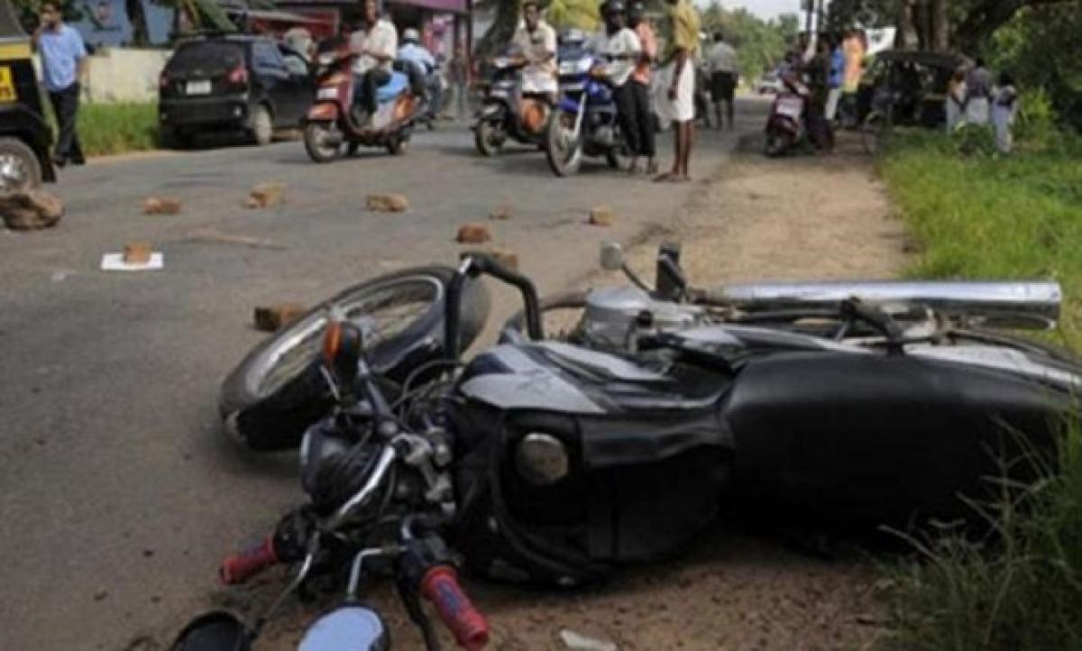 शातिर अपराधी की सड़क हादसे में मौत