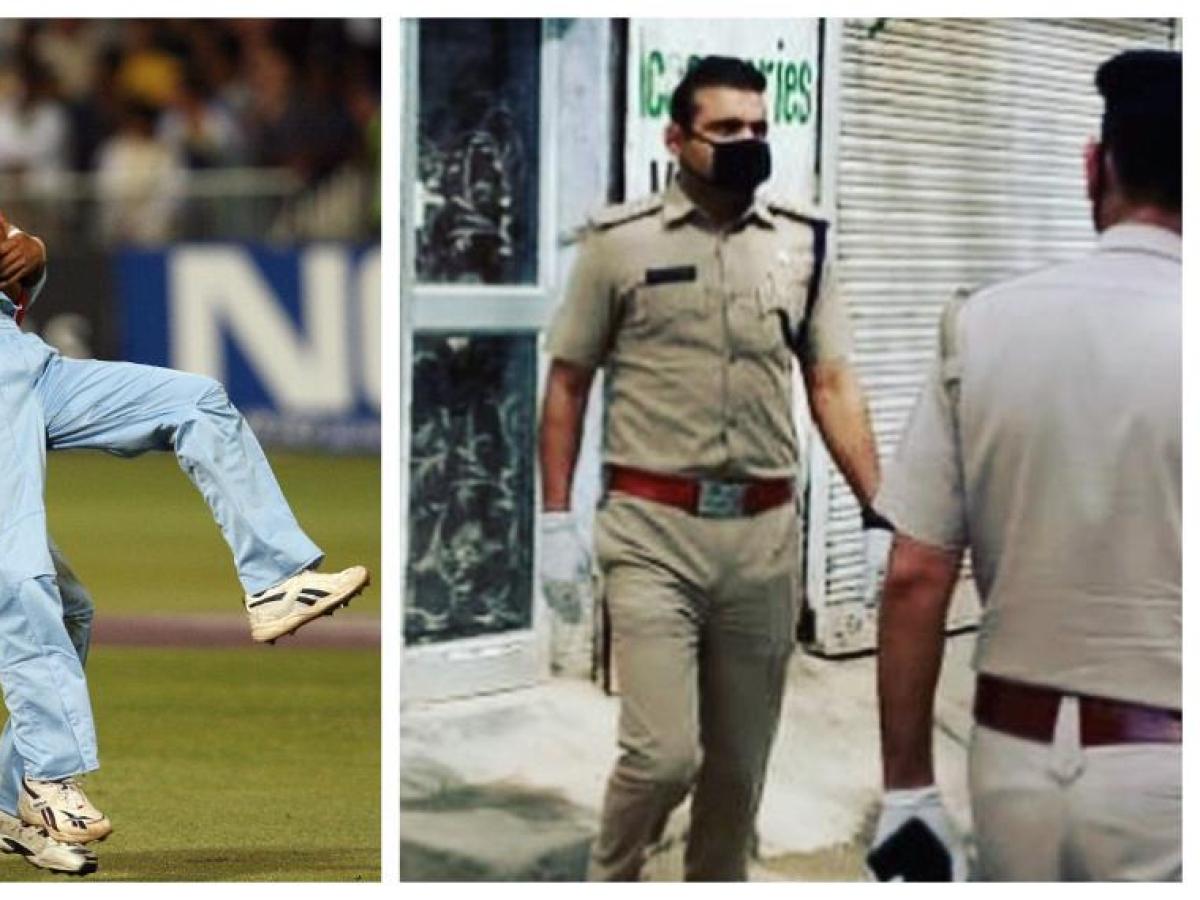 2007 क्रिकेट विश्व कप का ये खिलाड़ी अब पुलिस अधिकारी के रूप में बन गया कोरोना फाइटर, ICC  ने किया सलाम